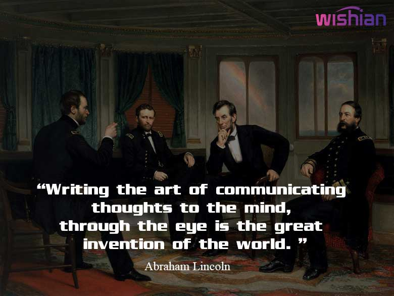Abraham Lincoln Thoughts