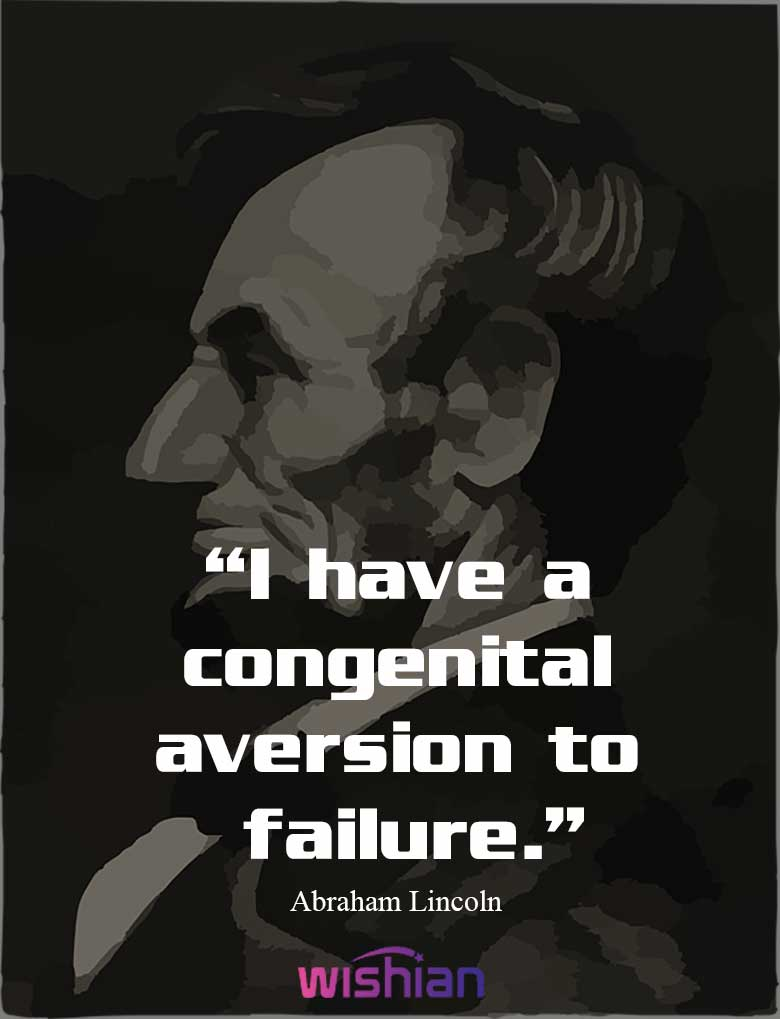 Abraham Lincoln Words