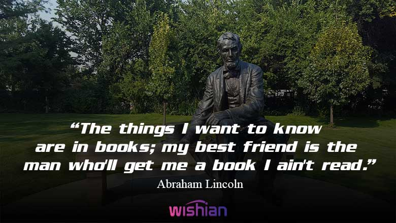 Abraham Lincoln most Famous Quote