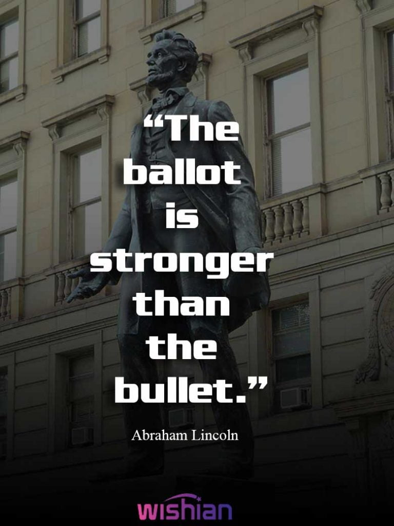 Lincoln Famous Speech on Election