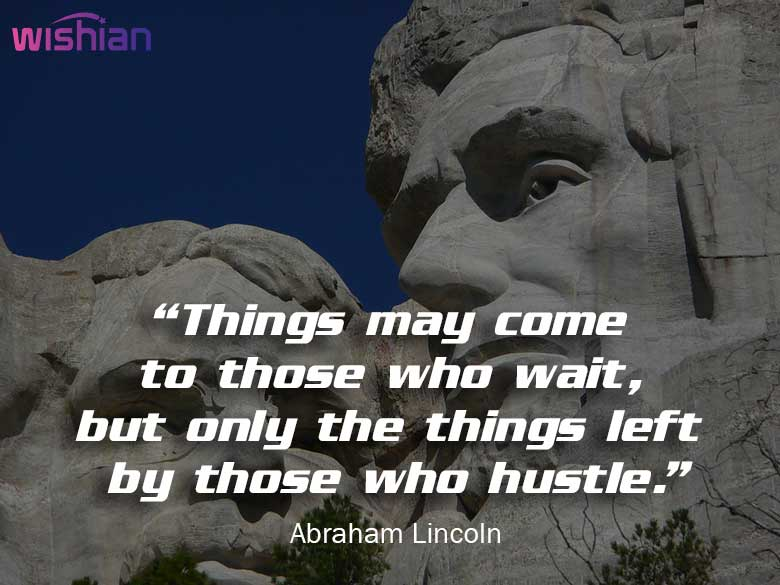 Pictures of Abraham Lincoln with Quotes