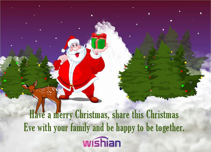 Beautiful Christmas quotes Family