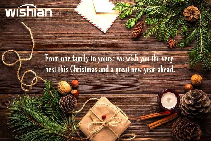 Beautiful Christmas quotes for Neighbor