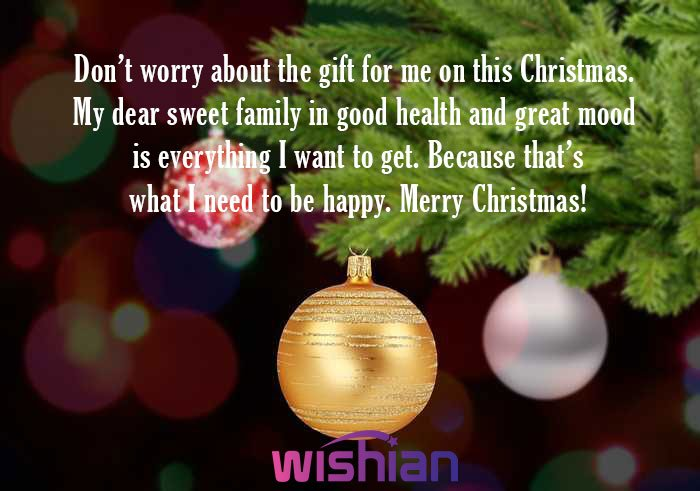 Gifts quotes Cute Christmas