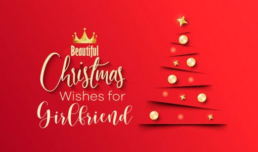 Beautiful Christmas Wishes for Girlfriend