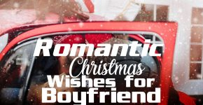 Romantic Christmas Wishes for BF
