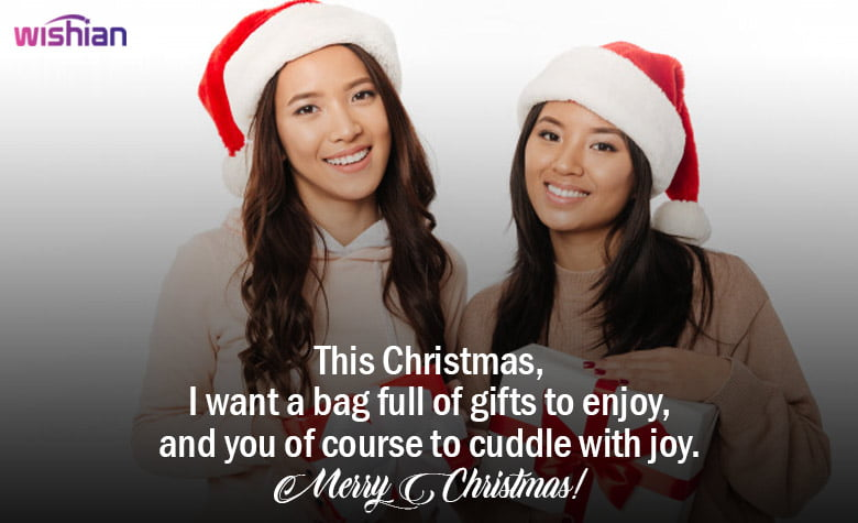 Short Christmas Messages for Friends
