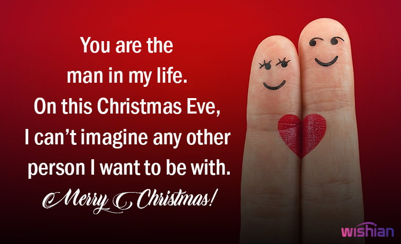 Short Christmas Quotes for Husband