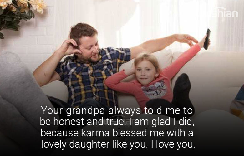 I Love My Daughter Quotes from Dad