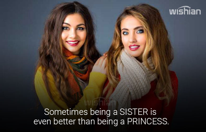 Proud of You Messages for Sister