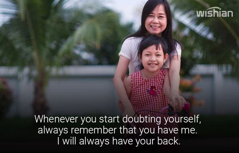 Sweet Quotes about Daughter