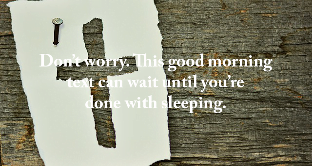 Good Morning Friends Quote HD Image