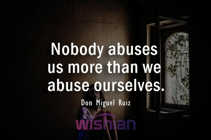 Abuse Quotes by Don Miguel Ruiz