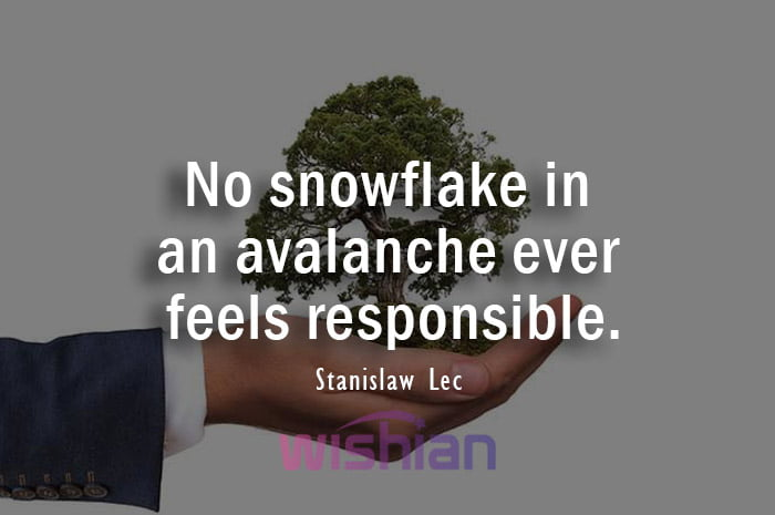 Accountability Quotes by Stanislaw Lec