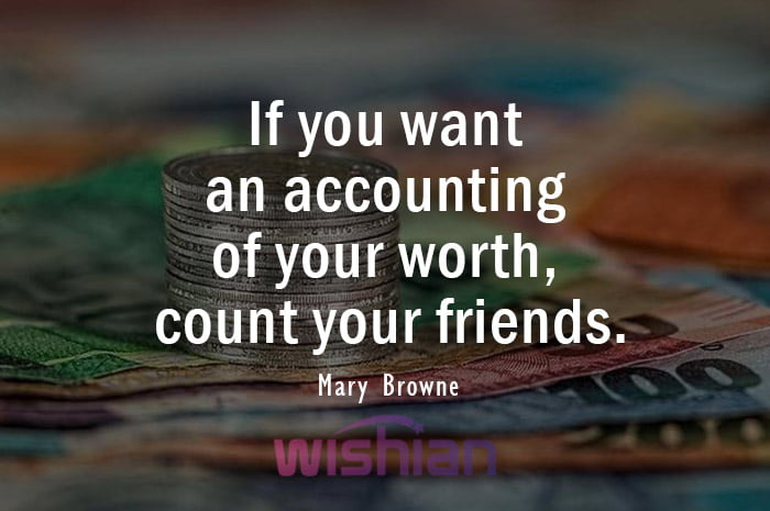 Accounting Quotes by Mary Browne