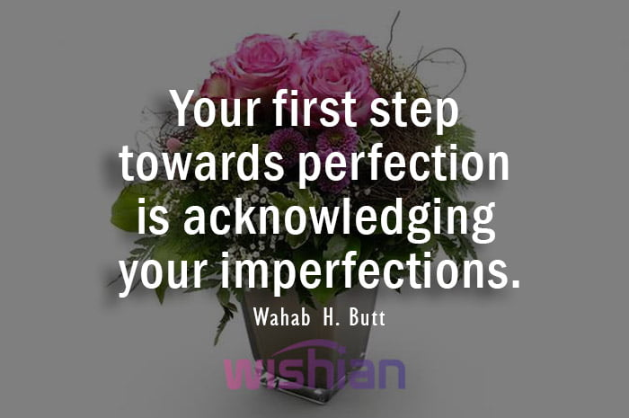 Acknowledgement Quote by Wahab H. Butt