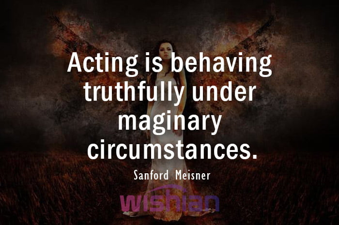 Acting Quotes by Sanford Meisner