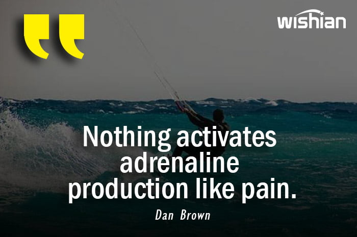 Adrenaline Quotes by Dan Brown