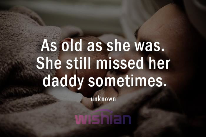 Emotional Quotes about Absent Father
