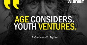 Rabindranath Tagore Quotes on Age and Youth