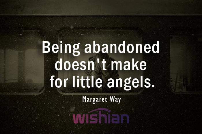 short Abandoned Quotes by Margaret Way