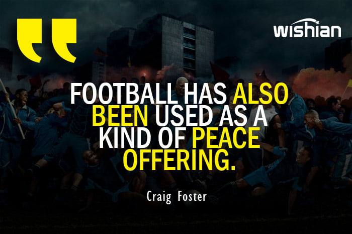 Deep Humorous Funny Football Quotes by Craig Foster