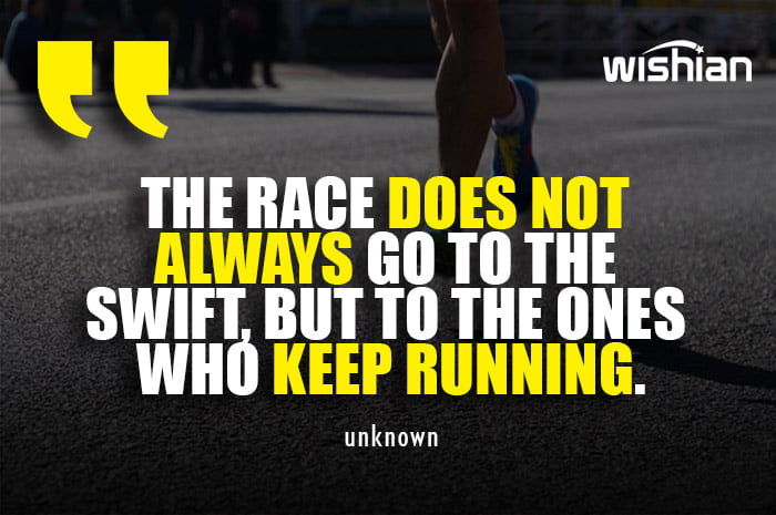 Motivational Quotes for keep running