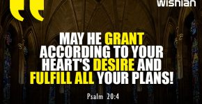 Spiritual Birthday Wishes Quotes from Psalm