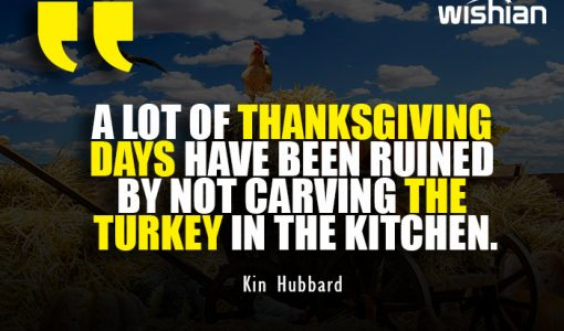 Best Funny Turkey Quotes about Thanksgiving day to make people laugh on instagram