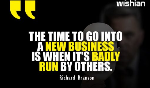 New small business owner Quotes by Richard Branson